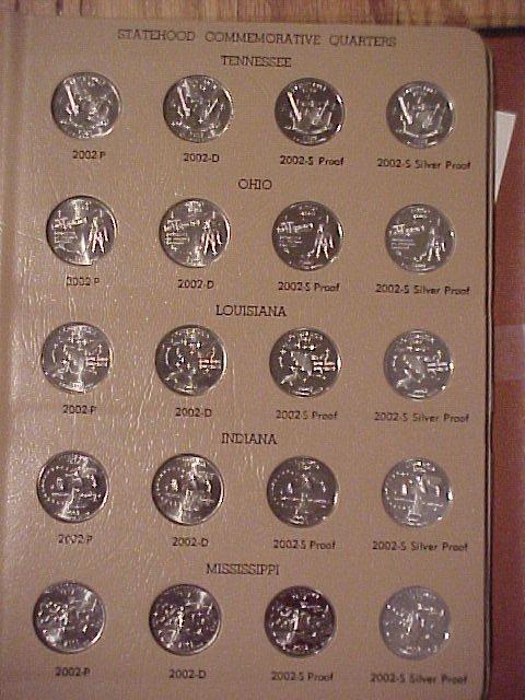 The Official U.S.</p> <p>&nbsp;</p> <p>The Official U.S. Mint Washington Quarters Coin Album: 1965-1998 Free Download >> <a  rel=