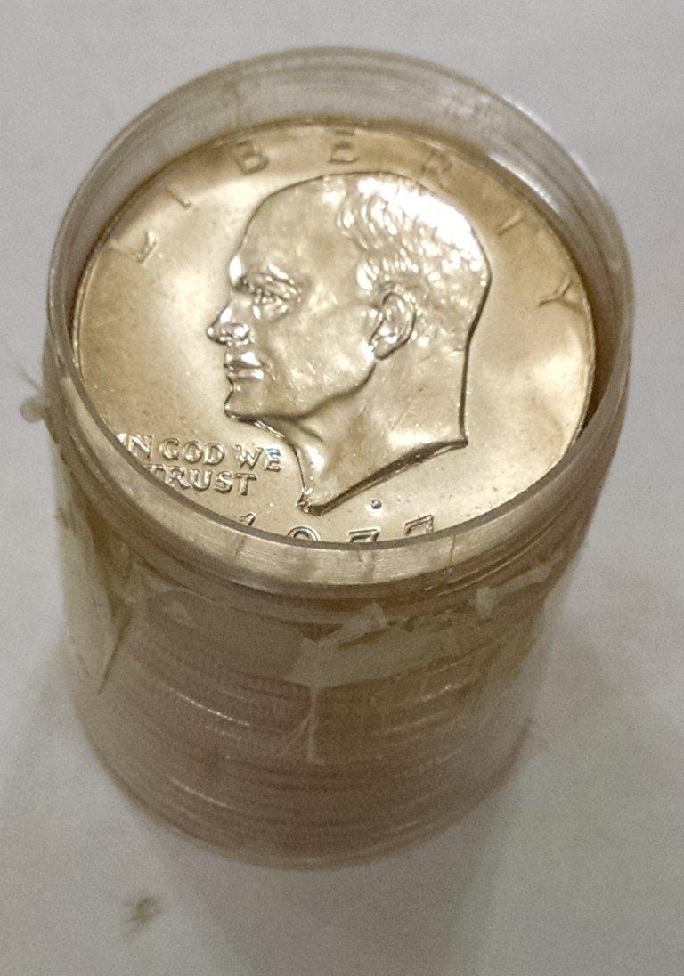 BU 1973 Eisenhower P Dollar