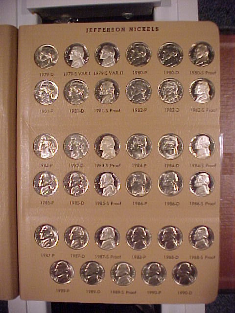 Jefferson Nickels 1965-2005 Complete Set CH BU and Gem Proof