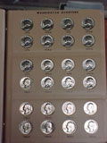 Washington Quarter 1965-1998 Complete Set BU Only