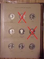 SBA Dollars 1979-1981, 1999 CH  BU and GEM Proof (15 Coins)