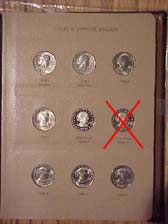 SBA Dollars 1979-1981, 1999  CH  BU and GEM Proof (16 Coins)