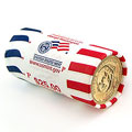 2007-P Washington Presidential Mint Wrapped Dollar Roll