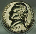 1958 Gem Proof 65 Jefferson Nickel Singles