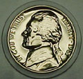 1961 Gem Proof 65 Jefferson Nickel Singles