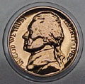 1962 Gem Proof 65 Jefferson Nickel Singles