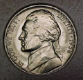 1938-D CH BU Jefferson Nickel Singles