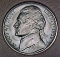 1938-S CH BU Jefferson Nickel Singles