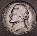 1939-D CH BU Jefferson Nickel Singles