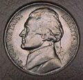1939-S CH BU Jefferson Nickel Singles