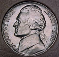1940-P CH BU Jefferson Nickel Singles