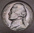 1940-D CH BU Jefferson Nickel Singles