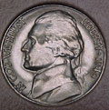 1940-S CH BU Jefferson Nickel Singles