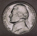 1941-P CH BU Jefferson Nickel Singles