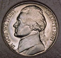 1941-D CH BU Jefferson Nickel Singles
