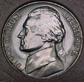1941-S CH BU Jefferson Nickel Singles