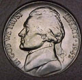 1942-P CH BU Jefferson Nickel Singles