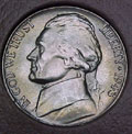 1943-S CH BU Jefferson Nickel Singles