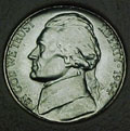 1944-S CH BU Jefferson Nickel Singles