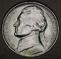 1945-P CH BU Jefferson Nickel Singles