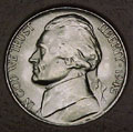 1945-D CH BU Jefferson Nickel Singles