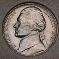1946-P CH BU Jefferson Nickel Singles