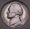 1946-S CH BU Jefferson Nickel Singles