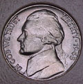 1948-D CH BU Jefferson Nickel Singles
