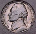1949-P CH BU Jefferson Nickel Singles