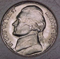 1949-D CH BU Jefferson Nickel Singles