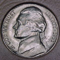 1951-S CH BU Jefferson Nickel Singles