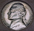 1952-S CH BU Jefferson Nickel Singles