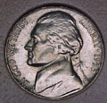 1953-P CH BU Jefferson Nickel Singles