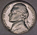 1953-D CH BU Jefferson Nickel Singles