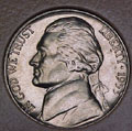 1953-S CH BU Jefferson Nickel Singles