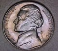 1954-S CH BU Jefferson Nickel Singles