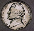 1957-P CH BU Jefferson Nickel Singles