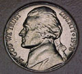 1958-D CH BU Jefferson Nickel Singles