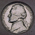1959-P CH BU Jefferson Nickel Singles
