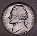 1961-P CH BU Jefferson Nickel Singles