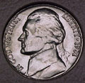 1961-D CH BU Jefferson Nickel Singles