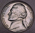 1962-P CH BU Jefferson Nickel Singles