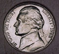 1962-D CH BU Jefferson Nickel Singles