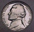 1963-P CH BU Jefferson Nickel Singles