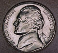 1964-D CH BU Jefferson Nickel Singles