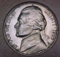 1965 CH BU Jefferson Nickel Singles