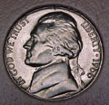 1966 CH BU Jefferson Nickel Singles