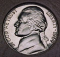 1969-D CH BU Jefferson Nickel Singles