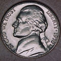 1970-S CH BU Jefferson Nickel Singles