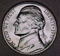 1971-D CH BU Jefferson Nickel Singles